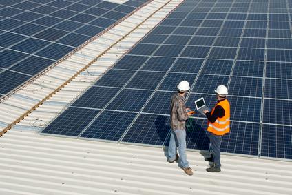 solar electric contractor