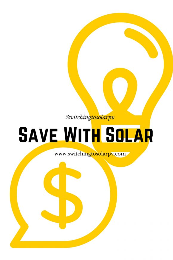 Save with Solar, Solar Panel Financing