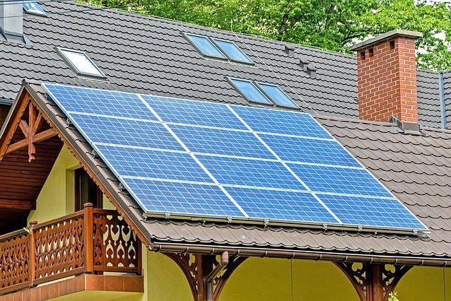 what is the cost of installing solar panels in