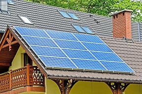 Solar Panel Power Output