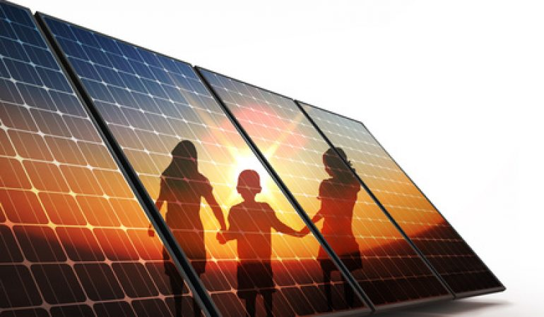 Five reasons for going solar