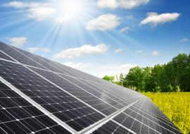 Does a solar water pump work in cloudy and foggy days?