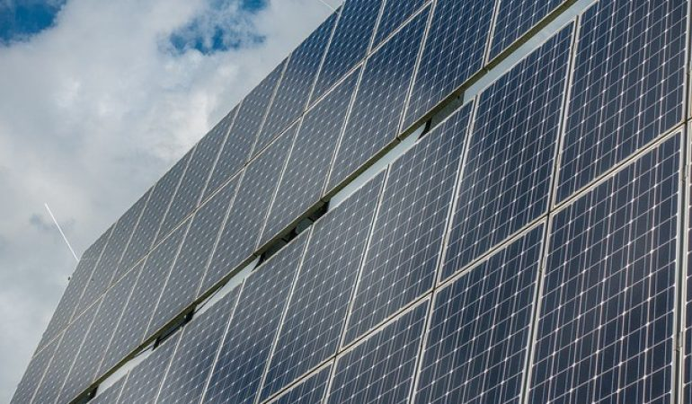 Five (5) findings of the commercial solar in Africa.