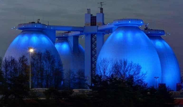 Turning food waste to energy using Anaerobic Digestion
