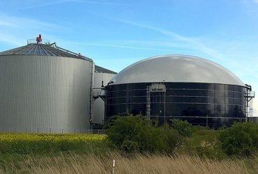 Biogas generator for reducing food waste.