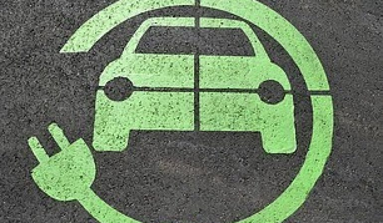 Sustainability concerns for electric vehicles (EVs)
