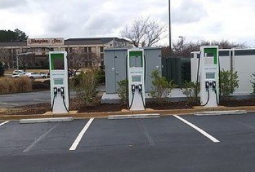How long does it take to charge an electric vehicle?