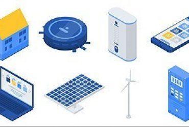 Future of solar in a smart building.