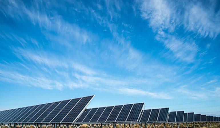 Is solar energy renewable or nonrenewable?