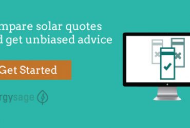 Six reasons why you should join EnergySage when thinking to go solar.