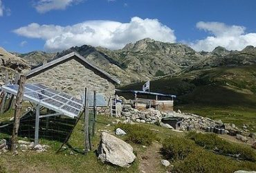 Mobile-phone based off-grid solar is powering many rural homes in Africa.