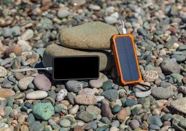 What is a 12 volt solar battery charger?