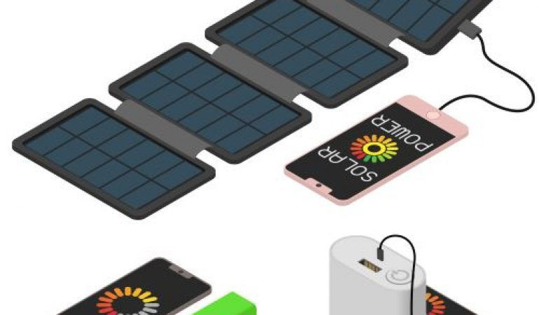 How much time does it take to charge a solar phone charger?
